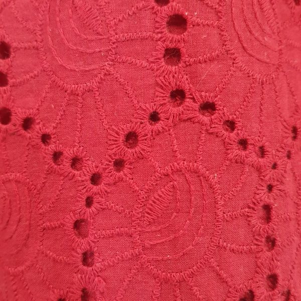 Cotton Anglaise Plain 150cm - 01