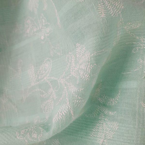 Linen Jacquard Printed 150cm - 05