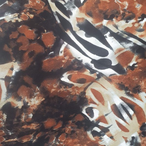 Scuba Crepe Printed 150cm - 06