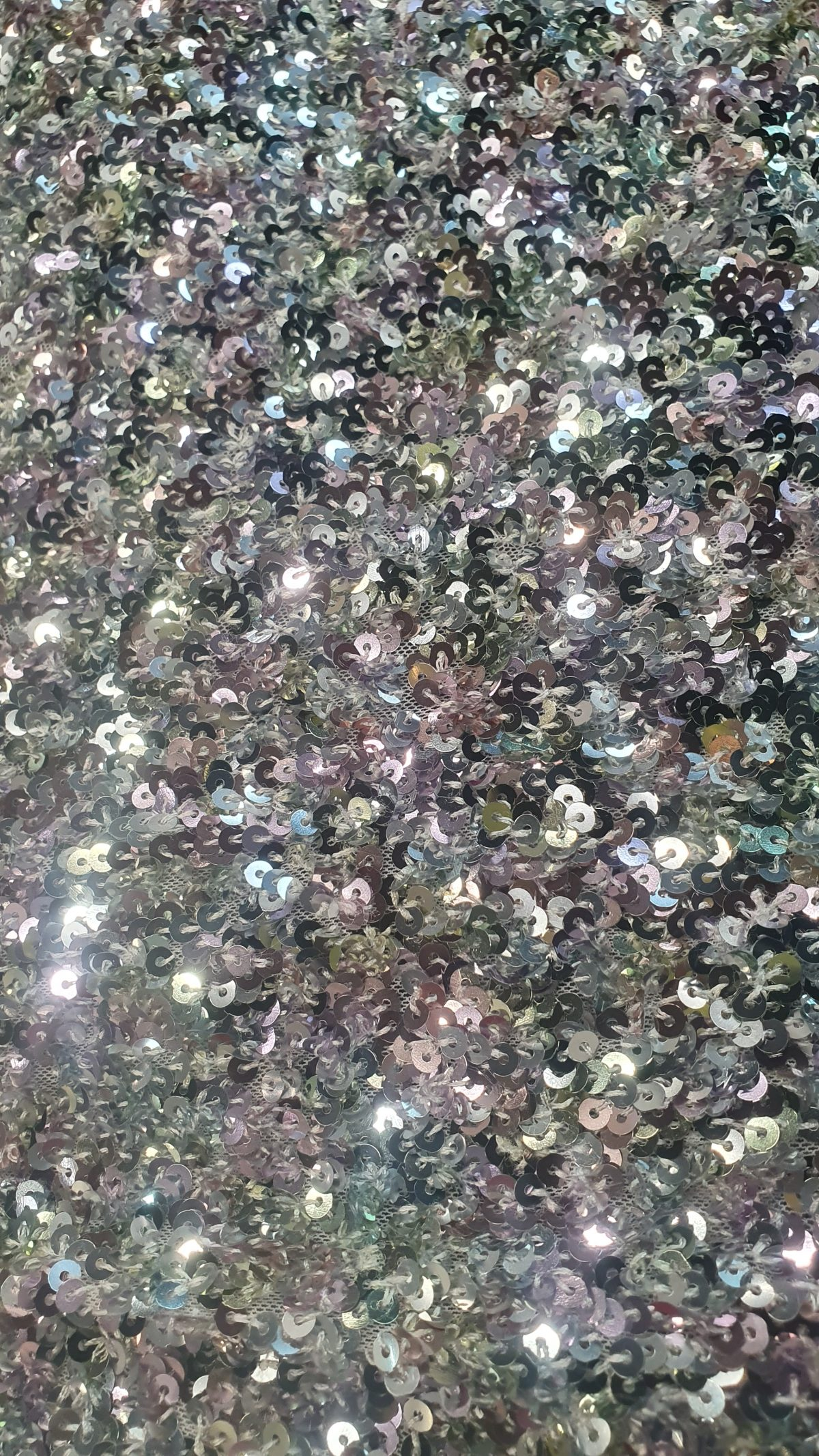 Tulle with Tonish Sequins 150cm - 04