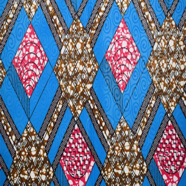Cotton Wax Prints - 4