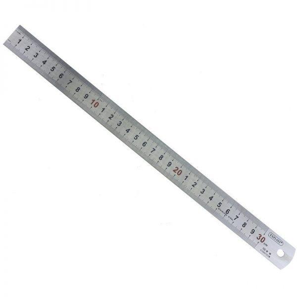 Steel Measuring Stick 1M