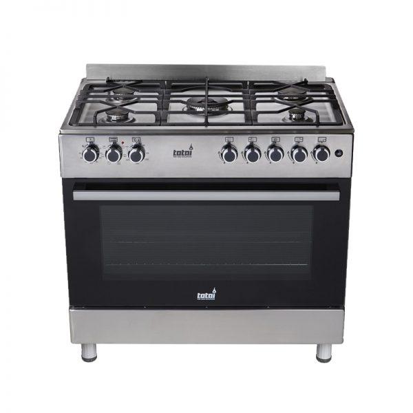 Totai 90cm Gas/Electric S/Steel Cooker 03/T800E