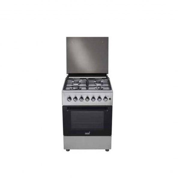 Totai 60cm Gas/Electric S/Steel Cooker 03/T700E