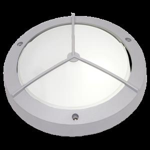 Round Grid 270mm BH050 - Silver