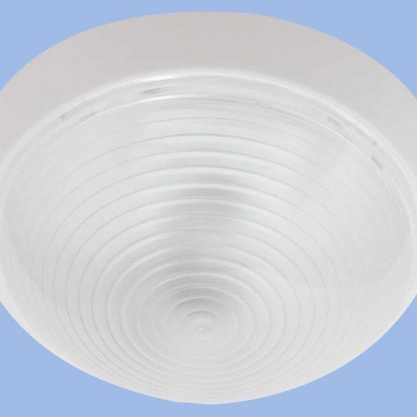 Round Bulkhead IP20 BH064 - White