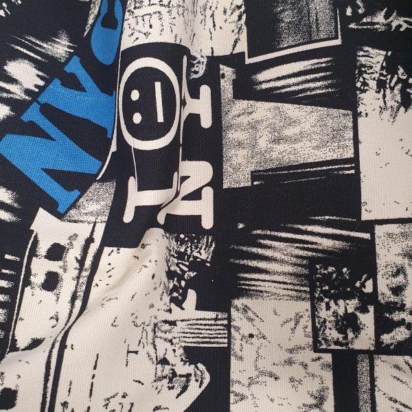 Printed Cotton Canvas 150cm - 03