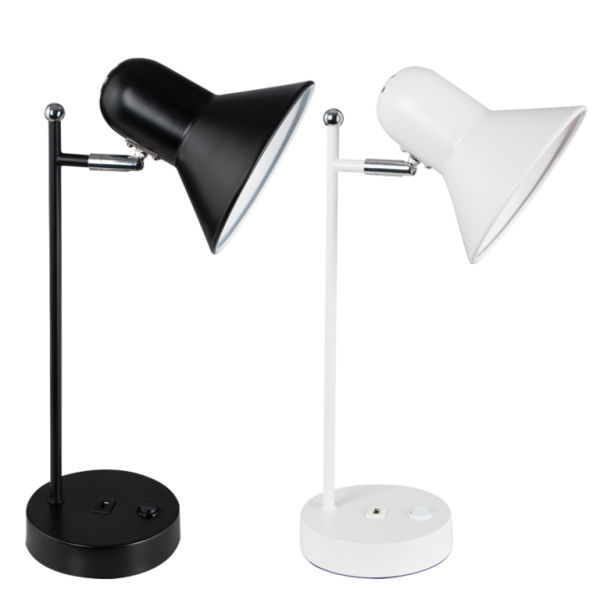 Bright Star Table Lamp - TL186 White