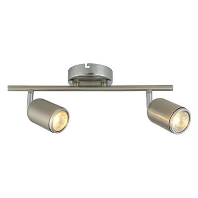 Spot Light Bar Satin Chrome RS104