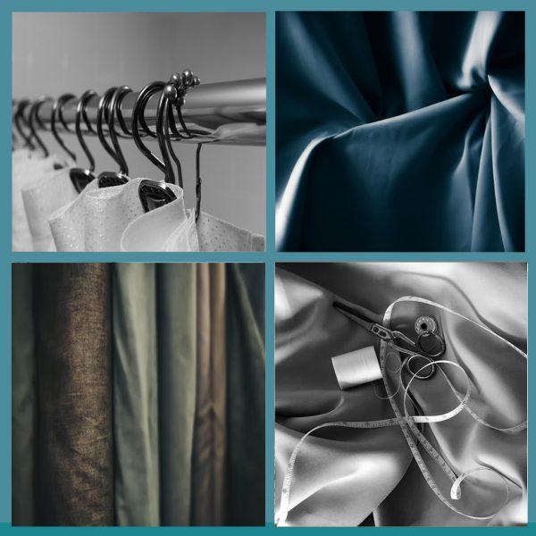 Curtain Fabric & Accessories