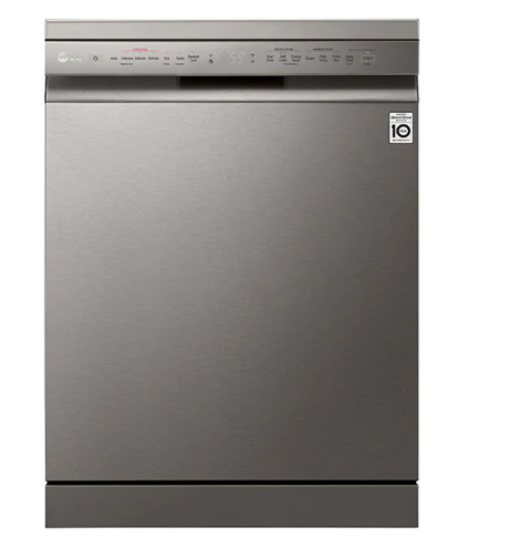 LG QuadWash Steam Dishwasher DFB425FP